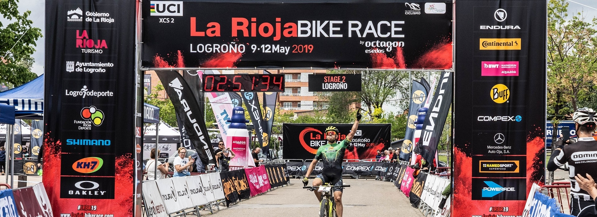 Sánchez seizes the leader's jersey; García continues her reign over the region